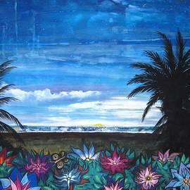 Mary Ellen Frazee - Tropical Evening
