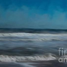 Evening on the Atlantic by Luther Fine Art