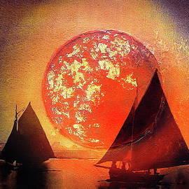Evening Return Sunset