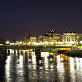 Amy Sorvillo - Evening Riverfront Napa California