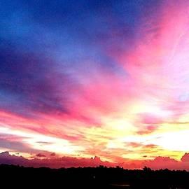 Debasis Kuila - Evening Sky