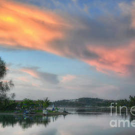 Evening Sky by Michelle Meenawong