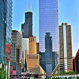 Ever Growing Chicago by Frozen in Time Fine Art Photography