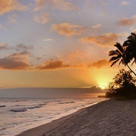 Ewa Beach Sunset - Oahu Hawaii by Brian Harig