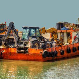 Excessive Cargo by Uri Baruch