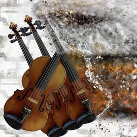 Ericamaxine Price - Exploding Violins