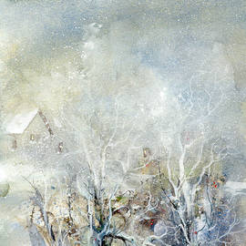 Natalia Rudzina - Exquisite Winter