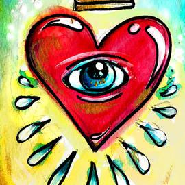Eye Heart Crown by Nada Meeks