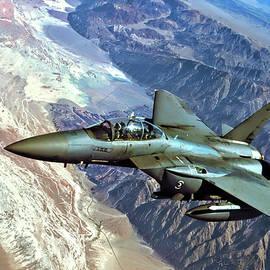 Dave Luebbert - F-15E Strike Eagle