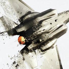 J Biggadike - F-35 Shatter