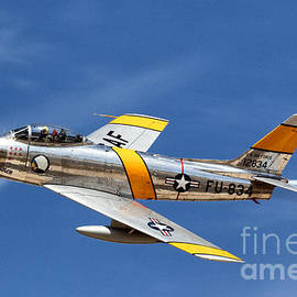 F-86 Sabre by John Geldermann