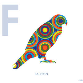 F is for Falcon - Ron Magnes