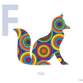 F is for Fox - Ron Magnes