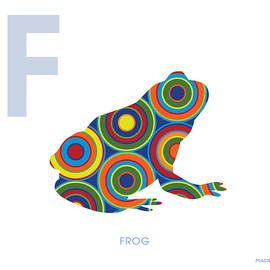 F is for Frog - Ron Magnes