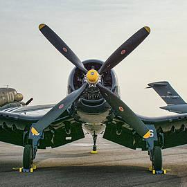 F4U-4 Corsair - The Korean Hero
