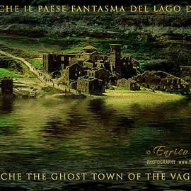 Fabbriche Di Vagli Paese Fantasma Ghost Town 6 by Enrico Pelos