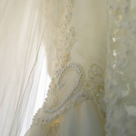 Fabric Of A Bride by Teresa Blanton