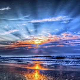 Davids Digits - Fabulous morning rays