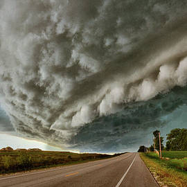 Face In The Storm by Andrea Platt