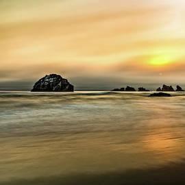 George Buxbaum - Face Rock Beach