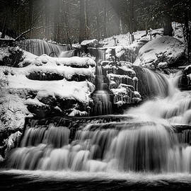 Chris Lord - Factory Falls In Winter