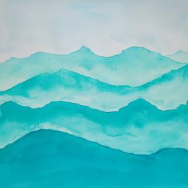 Faded Echo  by Iryna Goodall