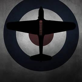 J Biggadike - Fairey Battle RAF
