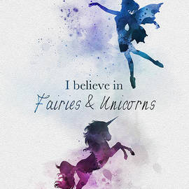Rebecca Jenkins - Fairies and Unicorns
