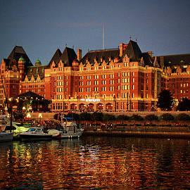John Dauer - Fairmont Empress Hotel