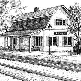 Mary Palmer - Fairview Ave Train Station