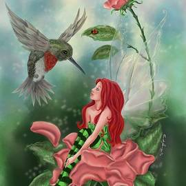 Fairy Dust by Becky Herrera