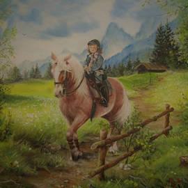 Sorin Apostolescu - Fairy tale in the Alps