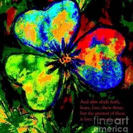 Faith, Hope, Love by Hazel Holland