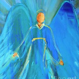 Faithful Angel By Robin Maria Pedrero  by Robin Maria Pedrero
