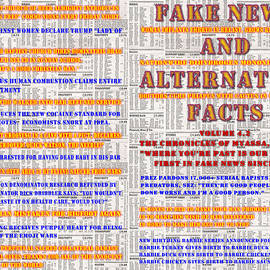 Fake News and Alternative Facts by Jim Williams