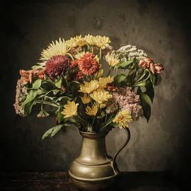 Jerri Moon Cantone - Fall Bouquet