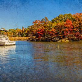 Brian MacLean - Fall Colors at Milton Landing