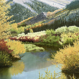 Artell Harris - Fall creek