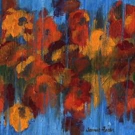 Jamie Frier - Fall Flowers
