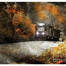 Rick Lipscomb - Fall Freight