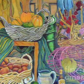 Fall Harvest by Lori Moon