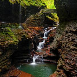 Matt Shiffler - Fall in Watkins Glen New York