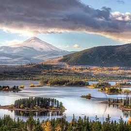 Fall on Frisco Lake - Twenty Two North Photography