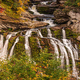 Falling for Fall Falls by Kim and Joe Brownfield