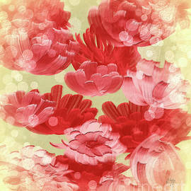 Falling Roses by Lois Bryan