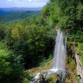 Karen Wiles - Falling Spring Waterfall