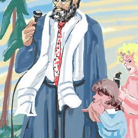 Family-Heart of Chabad