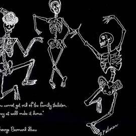 Denise Fulmer - Family Skeleton