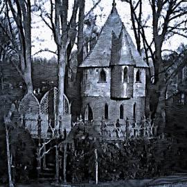 Mario Carini - Fanciful Treehouse