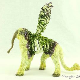 Przemyslaw Stanuch - Fangorus Polymer Clay Fantasy Sculpture